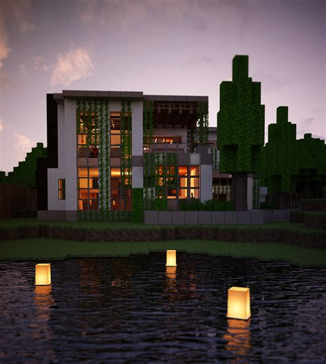 25 unique modern minecraft houses ideas on maisons modernes minecraft minecraft
