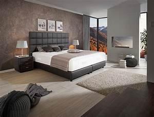 Schlafzimmer Ideen Gestaltung : schlafzimmer wandgestaltung lass dich inspirieren ~ Markanthonyermac.com Haus und Dekorationen