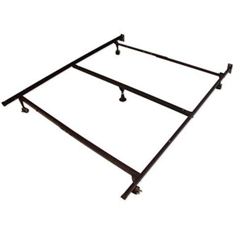standard bed frame jcpenney