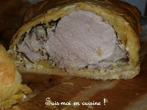 filet mignon en cro 251 te 224 la moutarde 224 l ancienne blogs de cuisine