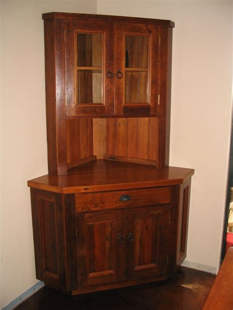 14 Best Images About Corner Cabinet On Pinterest  Country