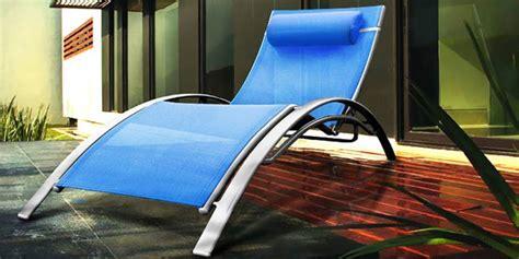sun lounger blue buy sun lounger blue