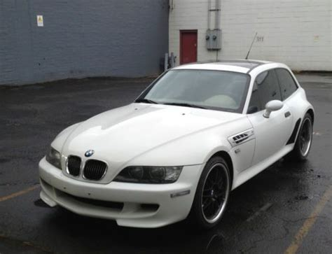 Purchase Used 2000 Bmw Z3 M Coupe Coupe 2-door 3.2l Z3 M3