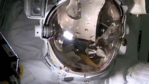 NASA investigates astronaut's near-drowning in space