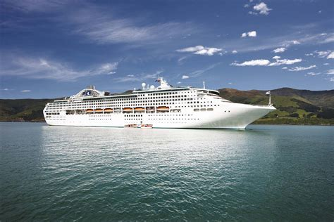 Sun Princess Cruise Ship Profile