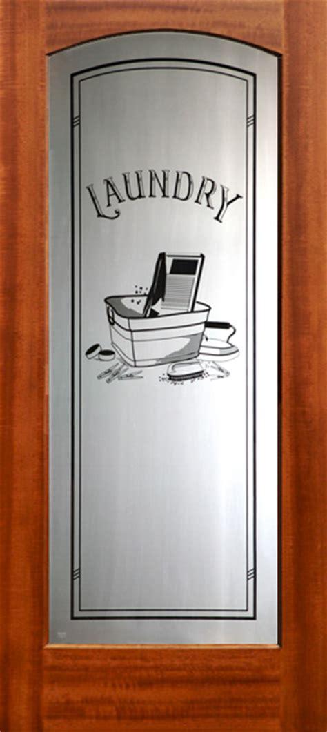 Interior Etched Glass Doors  Full Lite Interior Doors