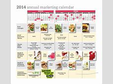 Free Content Marketing Editorial Calendar The Complete