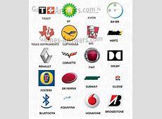 Logo Quiz answers level 4 GamesAnswerscom
