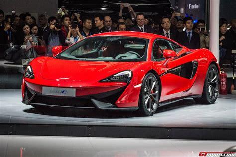 Shanghai 2015 Mclaren 540c Coupe Gtspirit