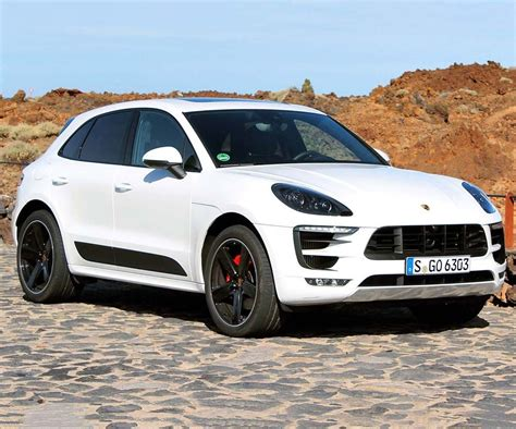 Updated Porsche Macan 2018 Model Year Is Unlikely To Change