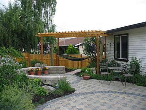 backyard design ideas for small or large home by home