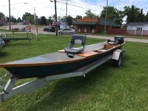 Au Sable River Boat by Debacle On The Au Sable Trout Unlimited Conserving