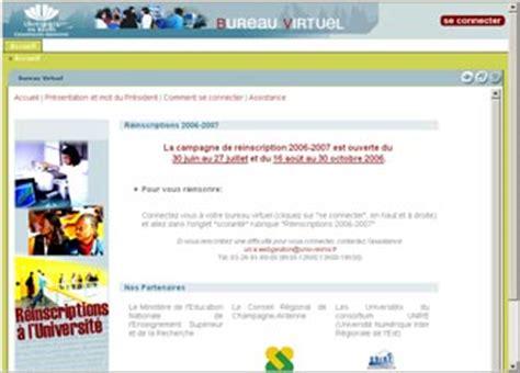 site le bureau virtuel