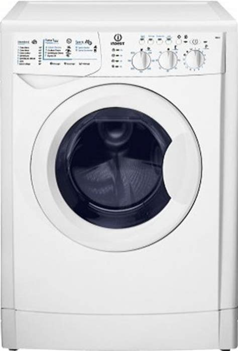 notice indesit fiche technique wil106 lave linge