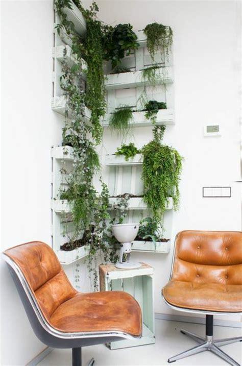 le mur v 233 g 233 tal en palette id 233 es originales pour un jardin vertical r 233 cup archzine fr