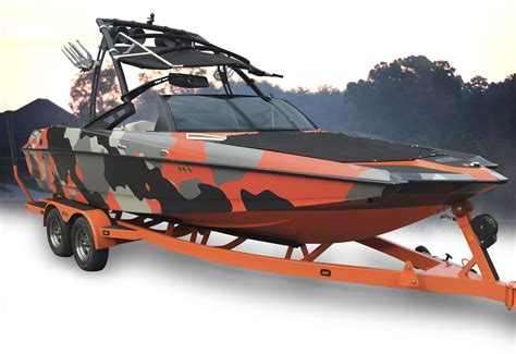 Axis Boats Any Good by Zdecals The Professionals Choice For 3m Wraps For Boats