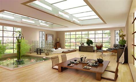 Home Modern Japanese Interior Design Architecture Common