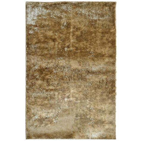 the home depot area rugs lanart rug gold silk reflections 3 ft x 5 ft area rug