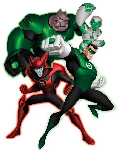 green lantern the animated series steam lantern recap