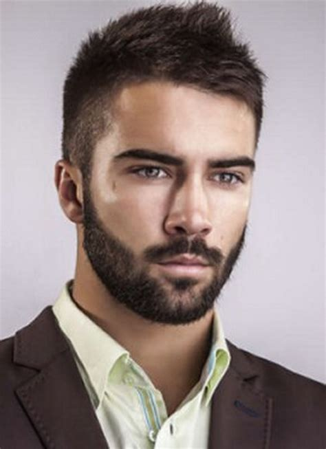 new hairstyles for with beards