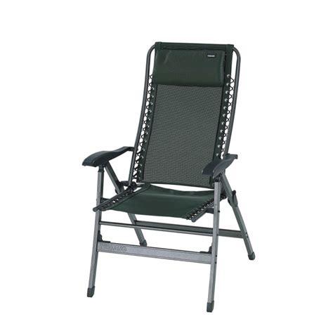 fauteuils de cing fauteuil cing alu flex cedre trigano
