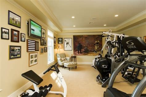 Creative Ways To Make Your Home Gym Inviting & Productive