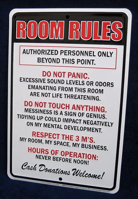 Room Rules  *us Made* Embossed Metal Tin Sign Teen. Best Credit Cards To Earn Miles. University Of Maryland Satellite Campuses. Century 21 Southwestern Accounting Workbook Answers. Labor Law Poster Service Satellite Phone At&t. Business Credit Cards Using Ein Only. Careers For Business Management. Burn Treatment Centers Issues Tracking System. Nutrition Degree Requirements