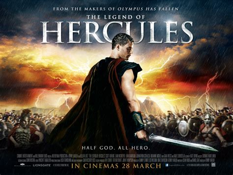 Movie Review The Legend Of Hercules