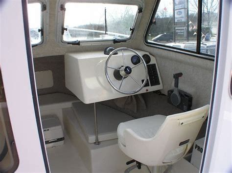 Parker Boats 25 Review by Parker Pilot House The Hull Truth Boating And Fishing