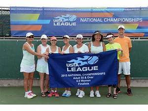 SEATTLE WOMEN'S TENNIS TEAM FINISH SECOND AT USTA LEAGUE...
