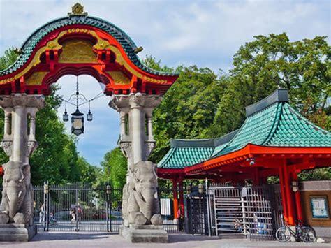 Zoologischer Garten & Aquarium  Attractions In