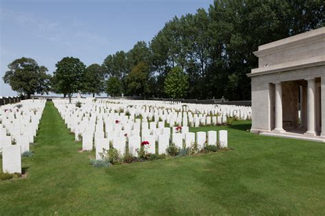 Serre Road Cemetery by Serre Road Cemetery No 1 New Zealand War Graves Project
