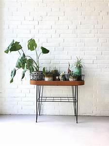 String Regal Ikea : vintage pflanzenst nder blumentisch teak blumenhocker retro string regal 50ziger jahre ikea ~ Markanthonyermac.com Haus und Dekorationen