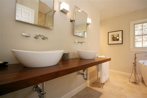 Sophisticated Double Bowl Trough Bathroom Sink On Wooden Tiffany Kitchen Lights Design Software Online Cow Accessories Farmhouse Faucets Ikea Nook My City Ade Wood Mode Kitchens