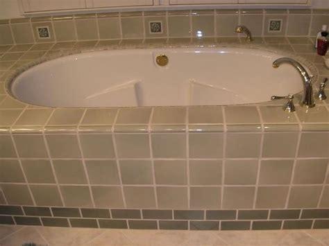 undermount tub ceramic tile advice forums bridge ceramic tile
