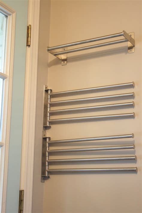 Hope, Longing, Life Ikea Towel Bars For Drying Clothes In
