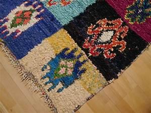 Berber Teppich Marokko : 14978 khozema 200 x 140 cm berber teppich marokko vintage textil sammlerteppich ~ Markanthonyermac.com Haus und Dekorationen