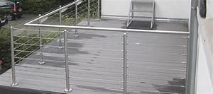 Geländer Mit Seil : drahtseil gelnder bausatz affordable with drahtseil gelnder bausatz edelstahl with drahtseil ~ Markanthonyermac.com Haus und Dekorationen