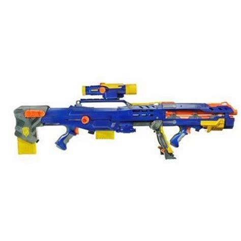 seth and jordans nerf gun range