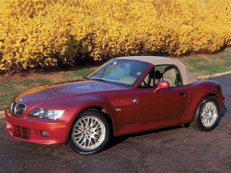 2000 Bmw Z3 2.3 2dr Roadster Pictures