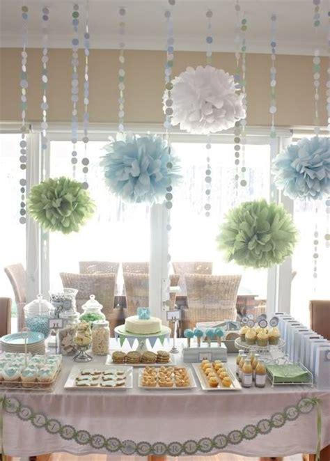 southern blue celebrations boy baby shower ideas inspirations