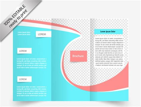 Brochute Template Free Download by 12 Free Brochure Templates Creative Beacon