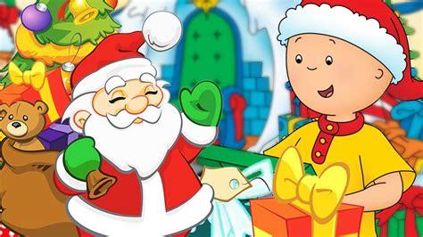 Cartoon Santa And Snowman