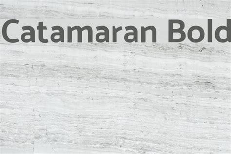 Catamaran Bold Font Free Download by Catamaran Bold Font Free Fonts Download