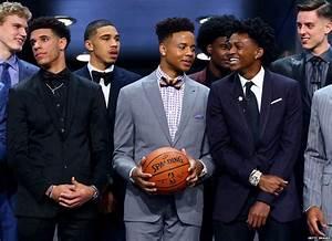 NBA draft: Why everyone's talking about Lonzo Ball - BBC ...