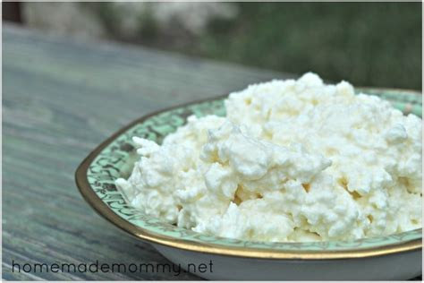How To Make Cottage Cheese  Homemade Mommy