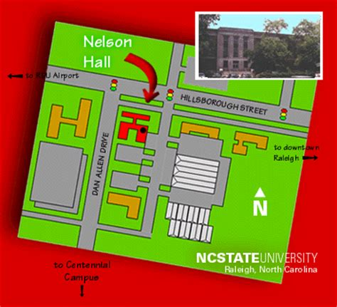 directions poole college of management carolina state