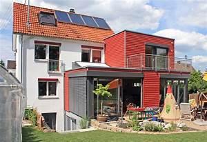 Anbau An Bestehendes Haus : aufstocken und anbauen so geht 39 s der bauherr ~ Markanthonyermac.com Haus und Dekorationen
