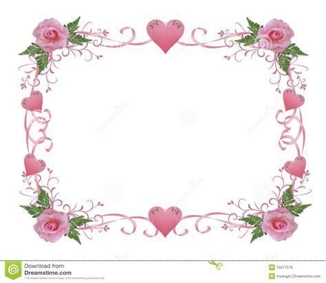 le de cadre d invitation de mariage a mont 233 photos libres de droits image 15571578