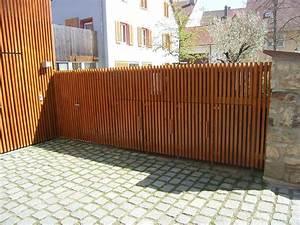 Sichtschutzzaun Bambus Holz : sichtschutzzaun holz augsburg ~ Markanthonyermac.com Haus und Dekorationen